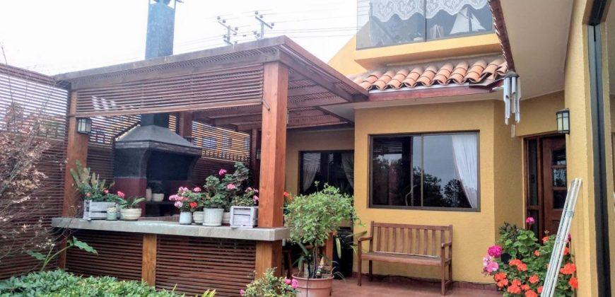 Casa Avenida Gabriela Mistral
