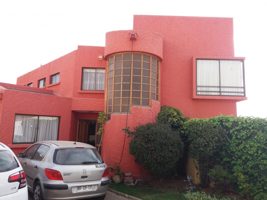 Casa sector San Joaquín – Gabriela Mistral, La Serena