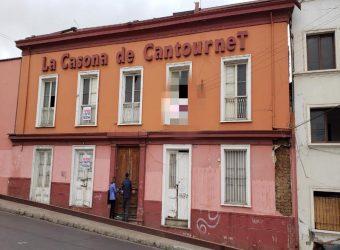 Casona Cantournet – La Serena
